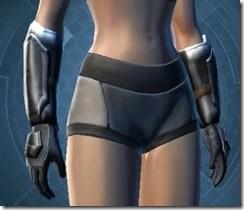 Exarch MK-1 Agent Female Gloves
