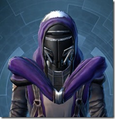 Exarch MK-1 Consular Doesn't Hide Hood