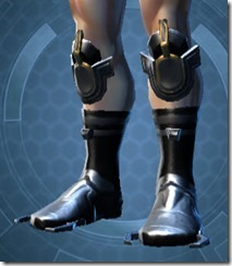 Exarch MK-1 Consular Male Boots