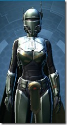 Exarch MK-4 Agent - Female Close