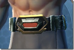 Exarch MK-4 Consular Male Belt