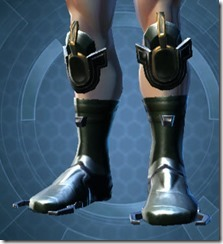 Exarch MK-4 Consular Male Boots
