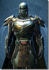 Exarch MK-4 Consular - Male Close