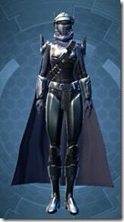 Exarch MK-4 Hunter - Female Front