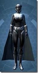 Exemplar Agent - Female Front