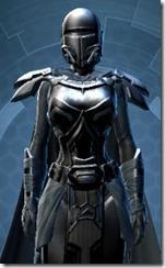 Exemplar Inquisitor - Female Close