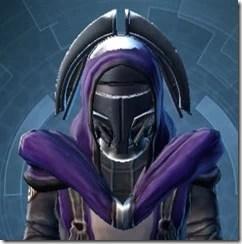 Exemplar Knight Doesn't Hide Hood