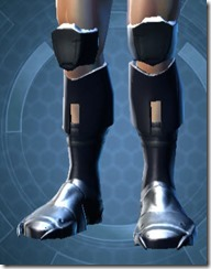 Exemplar Knight Male Boots