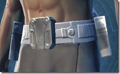 Frontline Defender Male Belt
