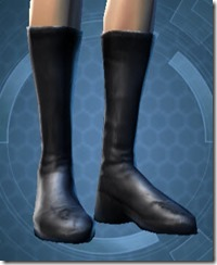 Herald of Zilrog Female Boots
