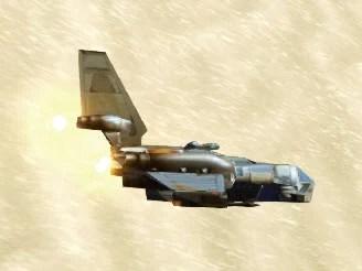 Model Mach 2 Right