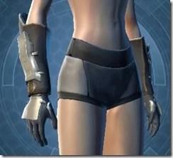 Outlander Knight Female Gauntlets