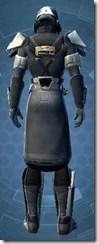 Outlander Knight - Male Back