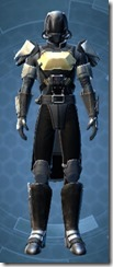 Outlander Knight - Male Front