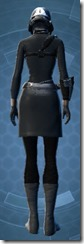 Outlander MK-4 Agent - Female Back