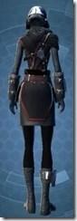 Outlander MK-4 Consular - Female Back