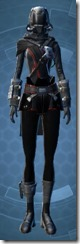 Outlander MK-4 Consular - Female Front