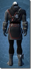 Outlander MK-4 Consular - Male Back