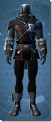 Outlander MK-4 Consular - Male Front