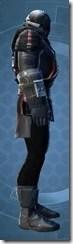Outlander MK-4 Consular - Male Right