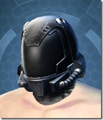 Outlander MK-4 Smuggler Male Headgear