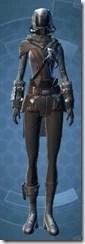 Outlander MK-6 - Female Front