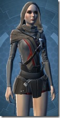 Outlander MK-6 Female Robe