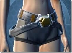 Overwatch Security Female Belt