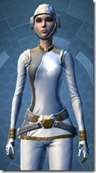 Overwatch Security - Female Close