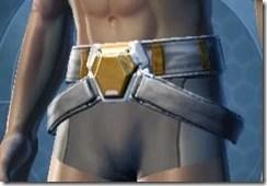 Overwatch Security Male Belt