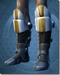 Overwatch Shield Male Boots