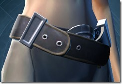 Renowned Duelist Female Belt