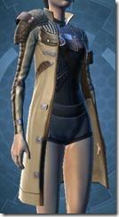 Renowned Duelist Female Jacket