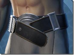 Renowned Duelist Male Belt