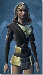 Scion Female Vestments