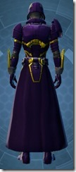 Sith Recluse Dyed Back