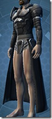 Sith Recluse Male Breastplate