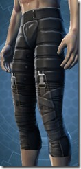 Sith Recluse Male Greaves