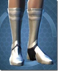 Ultimate Exarch Agent Female Boots