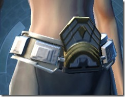 Ultimate Exarch Knight Female Belt
