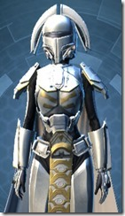 Ultimate Exarch Knight - Female Close