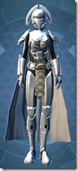 Ultimate Exarch Knight - Female Front