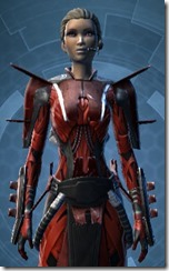 Veteran Inquisitor - Female Close