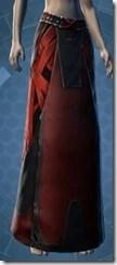 Veteran Inquisitor Female Lower Robe
