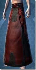 Veteran Inquisitor Male Lower Robe