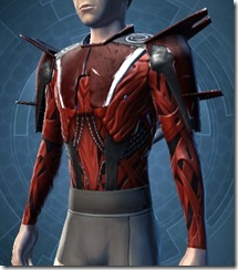 Veteran Inquisitor Male Vestments