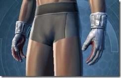 Veteran Smuggler Male Gloves