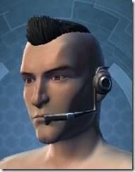 Veteran Smuggler Male Headgear
