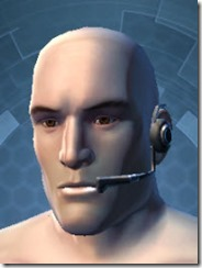 Veteran Trooper Male Headgear
