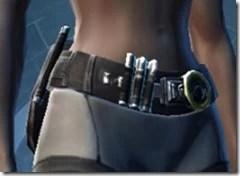 Veteran's Agent Female Belt